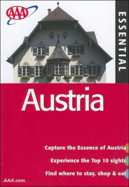 AAA Essential Austria (AAA Essential Guides Series)