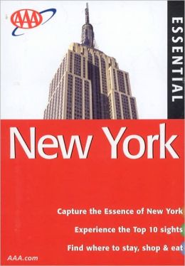 AAA Essential New York (AAA Essential Guides Series)
