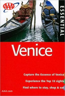 AAA Essential Venice (AAA Essential Guides Series)