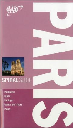AAA Spiral Paris, 6th Edition
