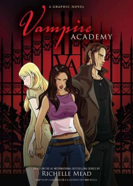 Vampire Academy: The Graphic Novel