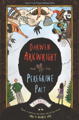 Darwen Arkwright and the Peregrine Pact (Darwen Arkwright Series #1)