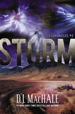 Storm (The SYLO Chronicles Series #2)