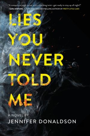 Book Lies You Never Told Me|Paperback