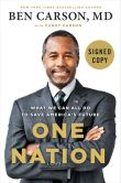 Book Cover Image. Title: One Nation:  What We Can All Do to Save America's Future (Signed Book), Author: Ben Carson
