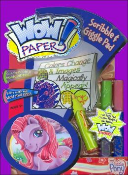 My Little Pony Scribble & Giggle Pad