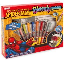 SpiderMan Shop Mini Blendy Pens Boxed Kit