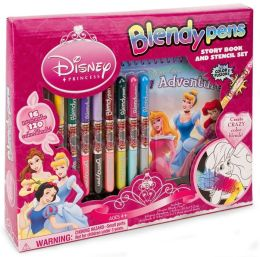 Princess Shop Mini Blendy Pens Boxed Kit