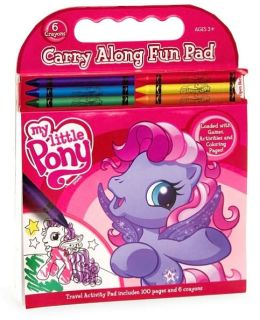 My Little Pony (Carry Along Fun Pad Series)