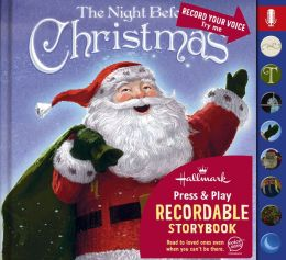 The Night Before Christmas Recordable Storybook