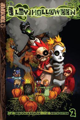 I LUV Halloween, Volume 2