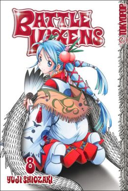 Battle Vixens, Volume 8