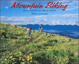 2008 Mountain Biking Wall Calendar