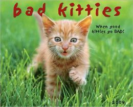 2009 Bad Kitties Wall Calendar
