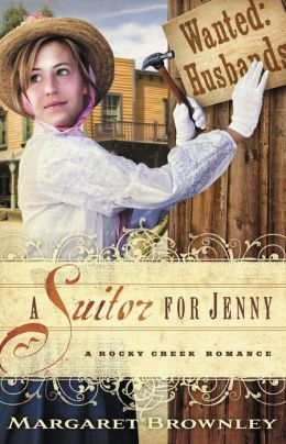 A Suitor for Jenny (Rocky Creek Romance Series #2)