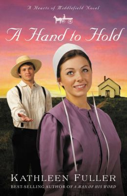 A Hand to Hold (Hearts of Middlefield Series #3)