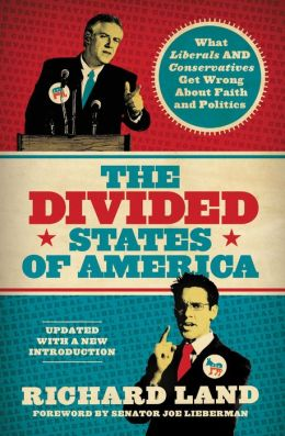 The Divided States of America: What Liberals and Conservatives Get Wrong about Faith and Politics