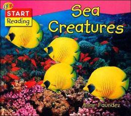 Sea Ceatures