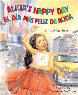 Alicia's Happy Day (Spanish/English)