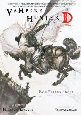 Vampire Hunter D, Volume 11: Pale Fallen Angel, Parts One and Two