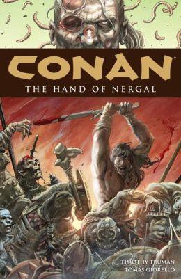 Conan, Volume 6: The Hand of Nergal