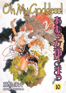 Oh My Goddess!, Volume 10