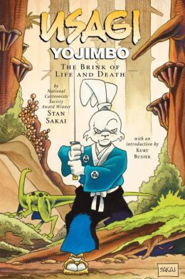 Usagi Yojimbo, Volume 10: The Brink of Life and Death