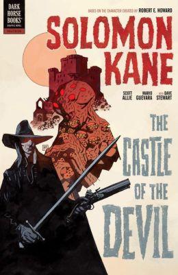 Solomon Kane, Volume 1: The Castle of the Devil