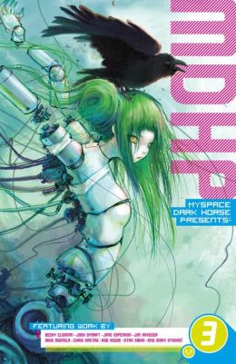 MySpace Dark Horse Presents, Volume 3