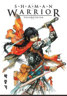 Shaman Warrior, Volume 7