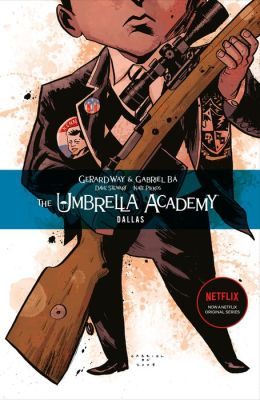 The Umbrella Academy, Volume 2: Dallas