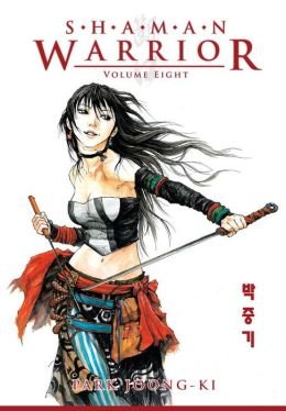 Shaman Warrior, Volume 8