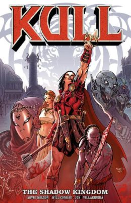Kull, Volume 1: The Shadow Kingdom
