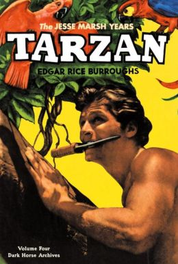Tarzan Archives: The Jesse Marsh Years, Volume 4