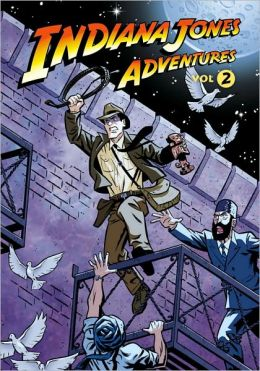 Indiana Jones Adventures, Volume 2