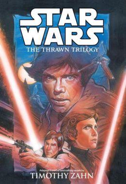 Star Wars The Thrawn Trilogy Graphic Novel