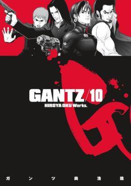 Gantz, Volume 10