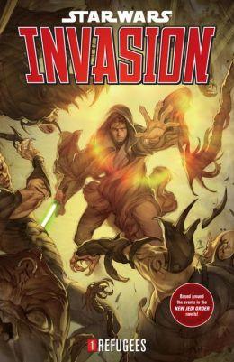 Star Wars Invasion, Volume 1: Refugees