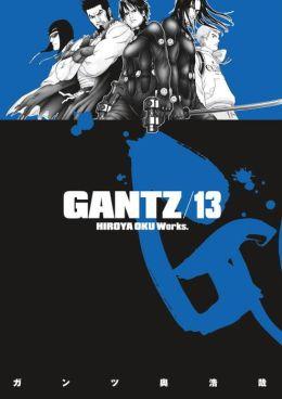 Gantz, Volume 13