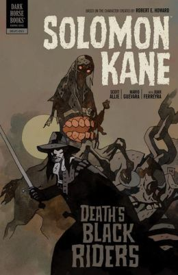 Solomon Kane, Volume 2: Death's Black Riders