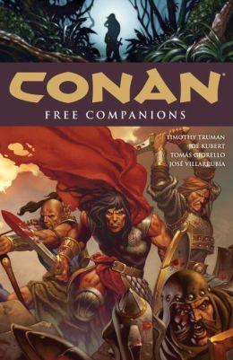 Conan, Volume 9: Free Companions