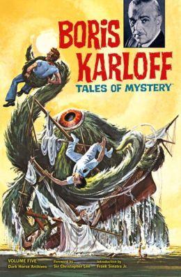 Boris Karloff Tales of Mystery Archives, Volume 5