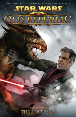 Star Wars The Old Republic Comics, Volume 3: The Lost Suns