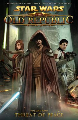 Star Wars The Old Republic Comics, Volume 2: Threat of Peace