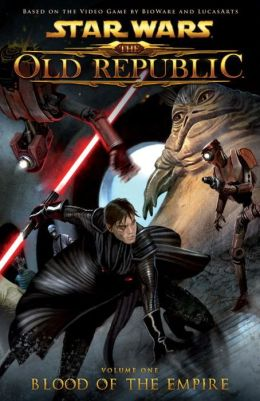 Star Wars The Old Republic Comics, Volume 1: Blood of the Empire