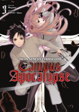 Neon Genesis Evangelion: Campus Apocalypse, Volume 3