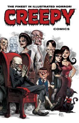 Creepy Comics, Volume 1