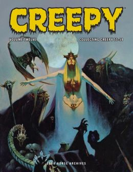Creepy Archives, Volume 12