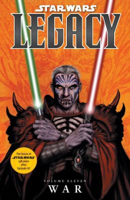 Star Wars Legacy, Volume 11: War