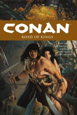 Conan, Volume 11: Road of Kings